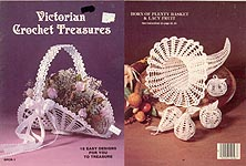 Sandra Peach Victorian Crochet Treasures