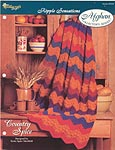 The Needlecraft Shop Afghan Collector Series: Country Spice