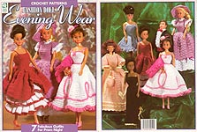 HWB Fashion Doll Evening Wear