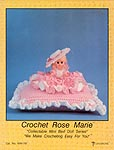 Td creations Collectable Mini Bed Doll Series: Rose Marie