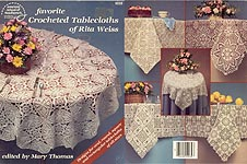 ASN Favorite Crocheted Tablecloths of Rita Weiss