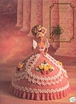 Annies Calendar Bed Doll Society, Cotilliion Collection, Miss October 1992