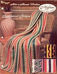 The Needlecraft Shop Afghan Collector Series: Southwest Stripes