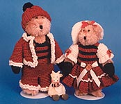 Td creations The Kremer Bear Claws Collection: Roger & Cathy