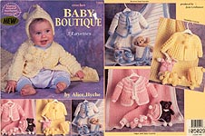 ASN Crochet Baby Boutique