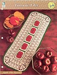 HWB Collectible Doily Series: Apple Filet Runner