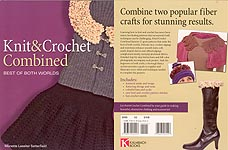 Kalmbach Trade Press Knit & Crochet Combined: Best of Both Worlds