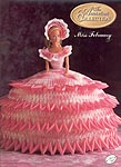 Annies Calendar Bed Doll Society, Collector Series, Miss February 1991.