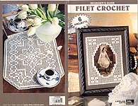 LA Little Books Beginner's Guide: Filet Crochet
