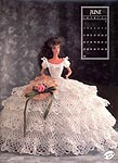 Annies Calendar Bed Doll Society, Collector Series, Miss June 1991.