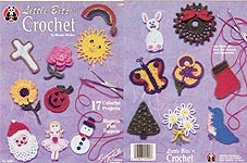 Suzanne McNeill Designs, Little Bits of Crochet