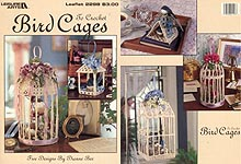 LA Bird Cages to Crochet