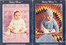 Coats & Clark's Book No. 230: Baby Wear
