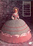 Annies Calendar Bed Doll Society, Collector Series, Miss September 1991.
