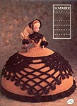 Annies Calendar Bed Doll Society, Collector Series, Miss November 1991.
