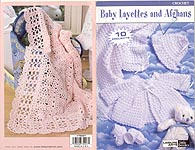 LA Litte Books Baby Layettes and Afghans