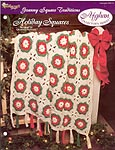 The Needlecraft Shop Afghan Collector Series: Holiday Squares
