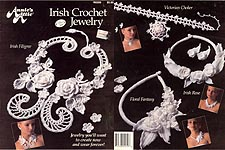 Annie's Attic Irish Crochet Jewelry
