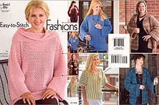 Annie's Attic Easy- To- Stitch Fashions