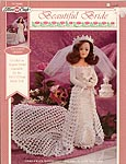 Fibre-Craft Beautiful Bride for 14-1/2 inch dolls