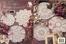 Annie's Attic Delectable Pineapple Doilies II