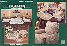 LA Doilies in All Shapes and Sizes