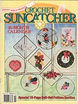 Crochet World Crocheted Suncatcher 16 Month Calendar