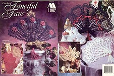 Annie's Attic Crochet Fanciful Fans