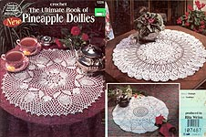 ASN The Ultimate Book of Pineapple Doilies