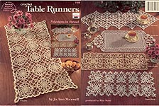 ASN Crochet Table Runners