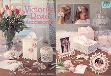 LA Victorian Roses Accessories to Crochet