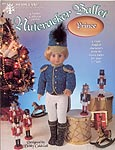 Shady Lane Nutcracker Ballet: Prince for 15 inch dolls.