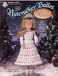 Shady Lane Nutcracker Ballet: Snow Queen for 15 inch dolls.