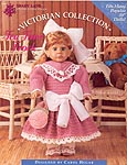 Shady Lane Victorian Collection Tea Time Frock for 18 inch dolls.