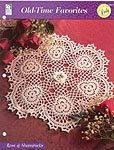 HWB Collectible Doily Series: Rose & Shamrocks