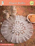 HWB Collectible Doily Series: Sommerset Ruffles