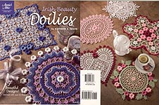 Annie's Attic Irish Beauty Doilies