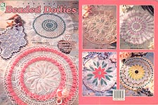 HWB Crochet Beaded Doilies