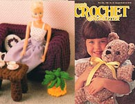 Annie's Crochet Newsletter #42, Nov-Dec 1989