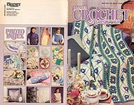 Annie's Crochet Newsletter 50, March - April 1991
