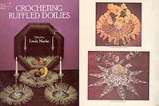 Dover Needlework Series: Crocheting Ruffled Doilies