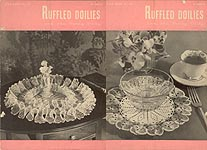 Star Book No. 59: Ruffled Doilies and the Pansy Doily