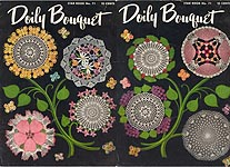 Star Book No. 71: Doily Bouquet