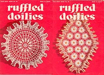 Star Book No. No. 95: Ruffled Doilies