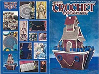 Annie's Crochet Newsletter 98, March - April 1999
