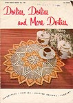 Star Doily Book No. 120: Doilies, Doilies, and More Doilies