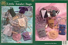 ASN Crochet Little Amulet Bags