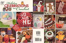 Annie's Attic Holiday Celebrations in Crochet