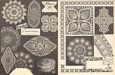 Crochet Designs by Elizabeth Hiddleson, Vol. 18