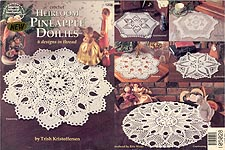 ASN Crochet Heirloom Pineapple Doilies